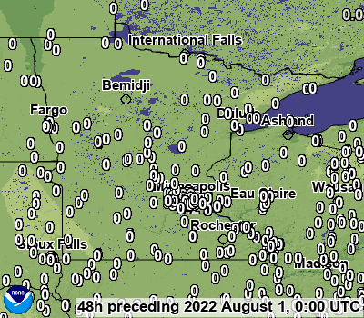 Minnesota Snow Depth Reports