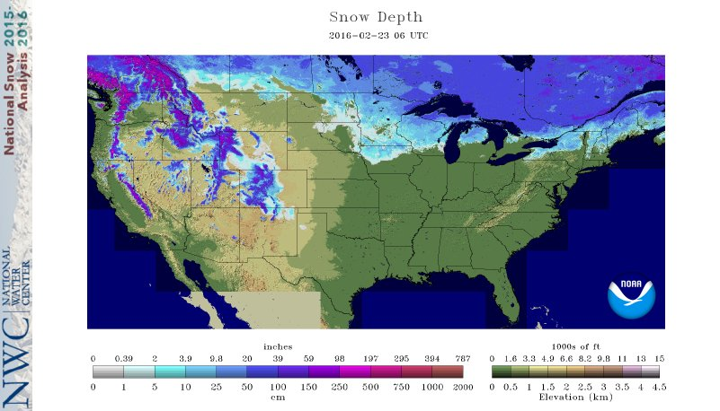 2-22 Snow Cover