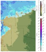 Thumbnail image of Modeled Snow Depth