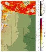 Thumbnail image of Modeled Snow Melt